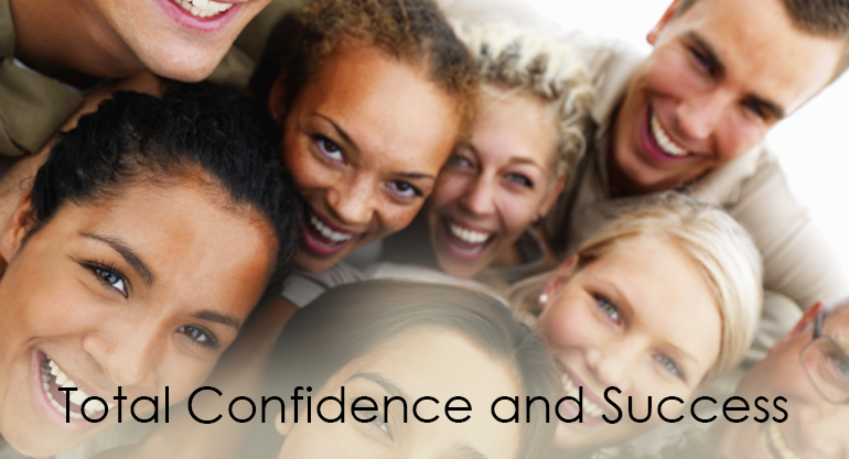 Total Confidence & Success | Hypnosis App Store