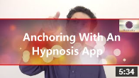 anchoring-with-an-hypnosis-app